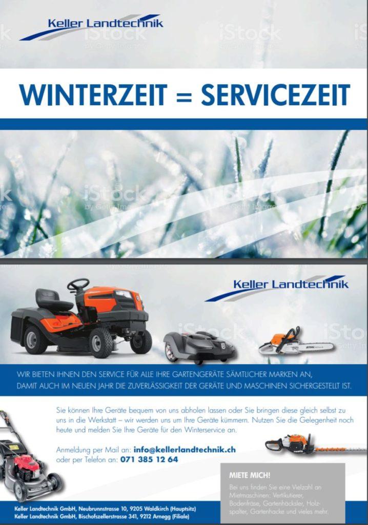 Angebote für den Winter